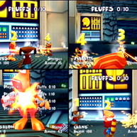 FF_4PLAY Fur Figthers dreamcast