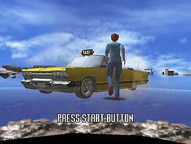 Crazy Taxi Dreamcast prototype intro