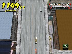 Crazy Taxi Dreamcast beta camera GTA mode
