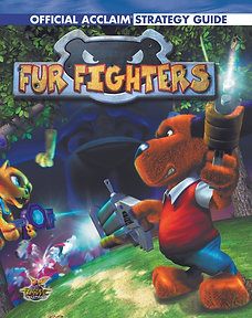fur figthers official strategy guide
