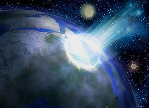 Phantasy Star Online Ragol explosion