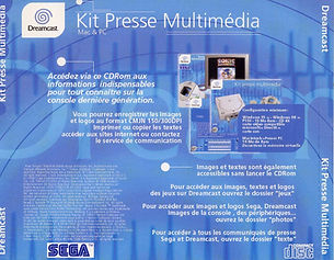 Kit Presse Multimédia Dreamcast (2)