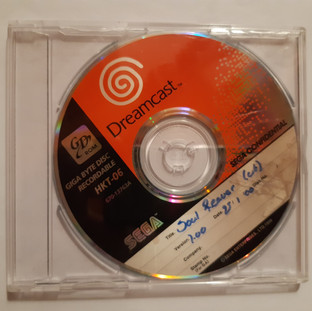 Soul reaver sega dreamcast prototype