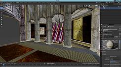 Castlevania dreamcast bridge 2 texture.p
