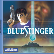 Kit Presse Multimédia Dreamcast Blue Stinger