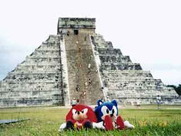 The Sonic Team in South America 3