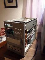 Dreamcast Dev Kit Katana démonté