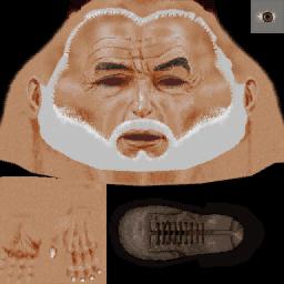 kirk_tete Agartha Dreamcast