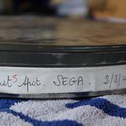 """SEGA pubicité Megadrive """"SEGA c'est plus fort que toi""""bobines 35 mm boîte 11 photo 1"""