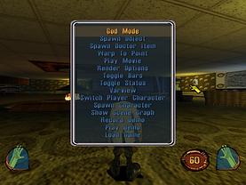 MDK 2 Dreamcast prototype Debug