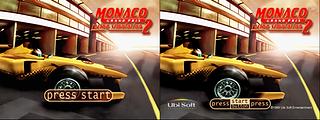 Monaco Grand Prix Dreamcast prototype différences