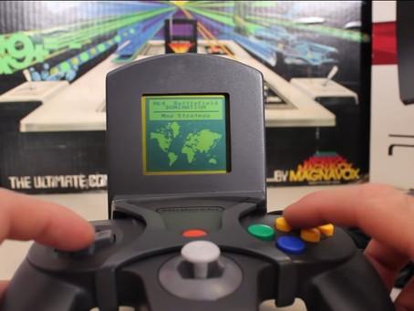Une VMU (Secret Screen ) pour la Nintendo 64 a failli voir le jour !!!