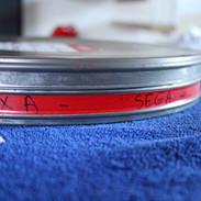 """SEGA pubicité Megadrive """"SEGA c'est plus fort que toi""""bobines 35 mm boîte 10 photo 3"""