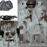 texturehommetrapus alpha Agartha Dreamcast
