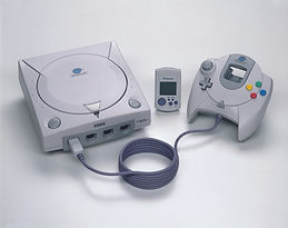 Dreamcast press photo