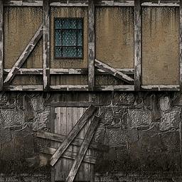 Castlevania Resurrection 11363_village_w