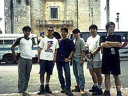 The Sonic Team in South America 4