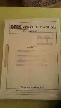 Sega Dreamcast EU Service Manual (1)