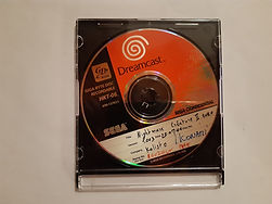 Nightmare Creature 2 Dreamcast prototype
