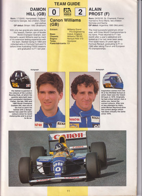 Sega European Grand Prix Dongington 1993
