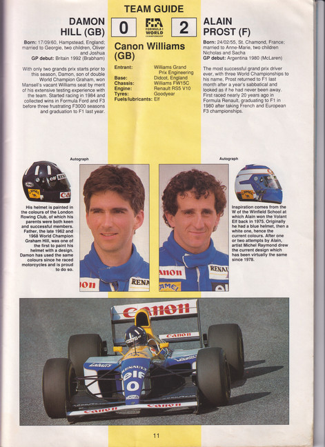 Sega European Grand Prix Dongington 1993