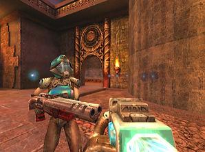 Quake 3 Arena dreamcast (5).JPG