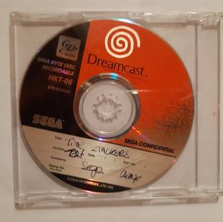 Time Stalkers sega dreamcast prototype