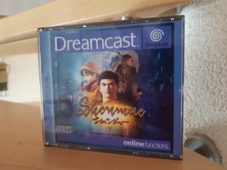 L'annulation de la version Américaine de Shenmue 2 Dreamcast!!!