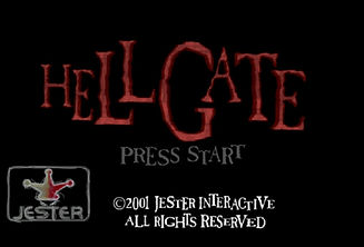 Hell Gate Dreamcast