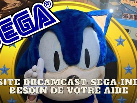Lancement de ma campagne de Financement Participative . Dreamcast-Sega-Info à besoin de vous !!!
