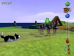 Stamped dreamcast gameplay.jpg