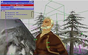 Agartha Dreamcast New Build Debug menu.jpg