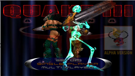 Quake 3 Arena dreamcast E3 Alpha build.j
