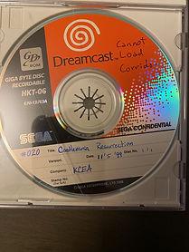 Castlevania Resurrection dreamcast proto