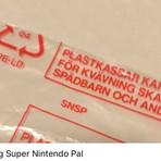 La codification Nintendo des élements d