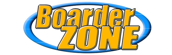 Boarder zone dreamcast logo