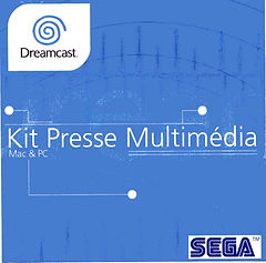 Kit Presse Multimédia Dreamcast (1)