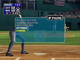 Dreamcast prototype World Serie Baseball