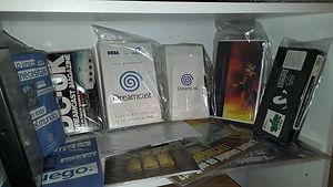 Dreamcast VHS