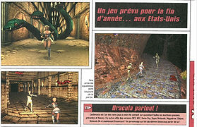 Castlevania Resurrection Dreamcast Joypad