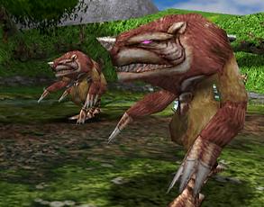 PSO Dreamcast ennemis