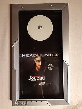 """Joypad cadre cadeau aux édieurs """"Headhunter"""" Dreamcast"""