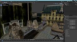 Castlevania dreamcast village 2 texture.