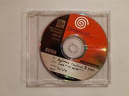 Nightmare Creature 2 Dreamcast beta