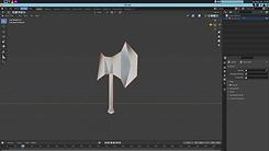 Castlevania Dreamcast Axe texture.png