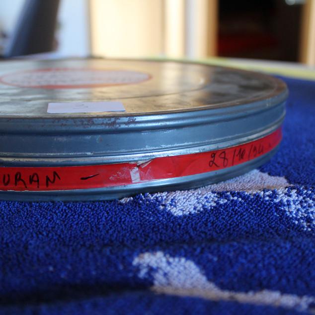 """SEGA pubicité Megadrive """"SEGA c'est plus fort que toi""""bobines 35 mm boîte 3 photo 1"""