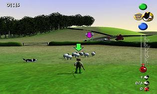 Stampede dreamcast in game.jpg