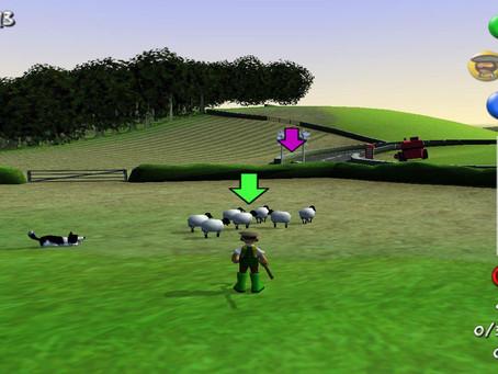 Stampede sur Dreamcast, l'annulé qui devait nous faire vivre la vie de berger .