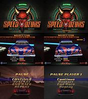 Speed Devil Dreamcast prototype