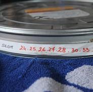 """SEGA pubicité Megadrive """"SEGA c'est plus fort que toi""""bobines 35 mm boîte 21 photo 2"""